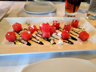 Frog Hollow Watermelon Salad