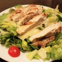 chicken caesar embassy suites birmingham2